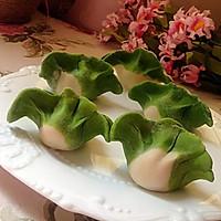 翡翠白菜水饺的做法图解19