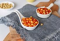 茄汁黄豆#福临门面粉舌尖上的寻味之旅#的做法