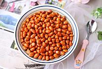 #人人能开小吃店#油炸花生米的做法