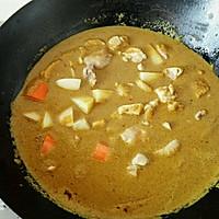 时蔬鸡肉咖喱焗饭(自制咖喱酱)#宜家让家更有味#的做法图解9