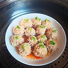 糯米肉圆子#餐桌上的春日限定#