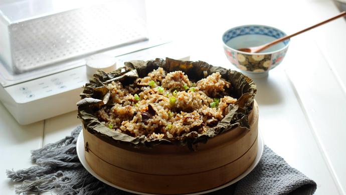 荷香糯米排骨