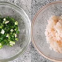 鲜虾香肠厚蛋烧的做法图解3