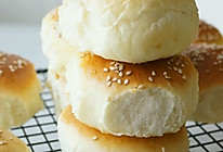 淡奶油小面包的做法