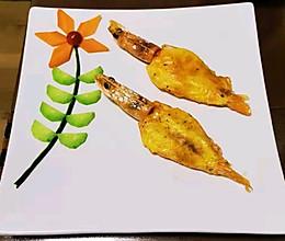 芝士焗大虾#奈特兰草饲营养美味#的做法
