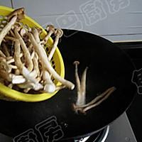 干锅茶树菇的做法图解4