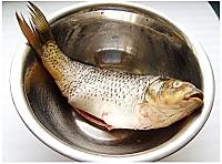 糖醋鱼的做法图解2