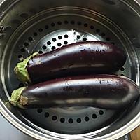 #一人一道拿手菜#清蒸茄子的做法图解2