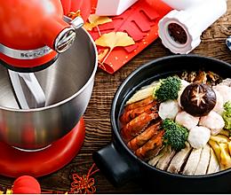 火锅肉丸,鱼丸,虾丸的做法