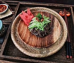 #硬核菜谱制作人#日式fell荞麦凉面【內附万能肉酱做法】的做法