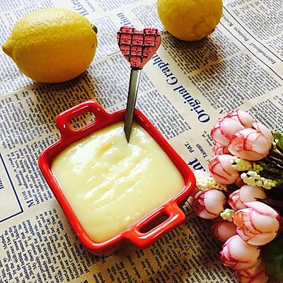 法式柠檬巧克力酱
