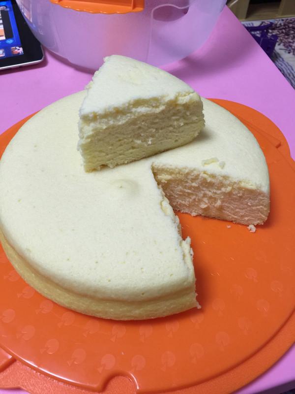 电饭锅做蛋糕(一)的做法