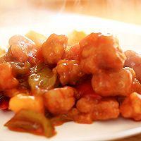 迷迭香:菠萝咕咾肉的做法图解18