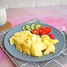 低脂轻食减脂-西式牛奶嫩滑蛋#硬核菜谱制作人#
