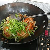 土豆丝炒胡萝卜丝的做法图解8