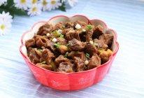 酱香牛肉焖土豆的做法