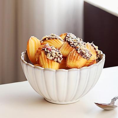 法式小甜点--柠檬玛德琳