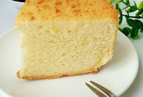 空炸版戚风蛋糕#九阳至爱滋味#的做法