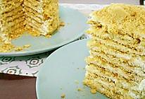 蜂蜜奶油蛋糕的做法
