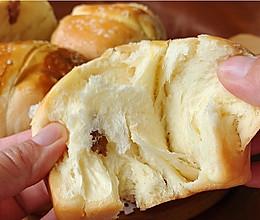 蒸出来的无水拉丝大面包的做法