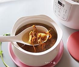 冬季滋补老鸭汤的做法