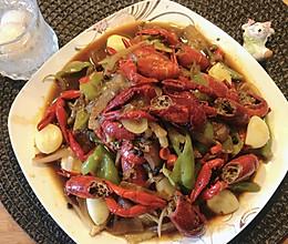 香辣十三香小龙虾(牛油火锅底料)零基础巨简单的做法