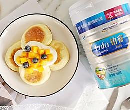 芒果奶香舒芙蕾的做法