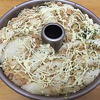 肉松海苔手撕面包 直接法的做法图解12