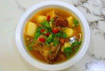【孕妇食谱】姬松茸山药鸡汤,味道鲜美,营养丰富,孕期必备的做法