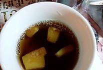 姜枣红糖水的做法