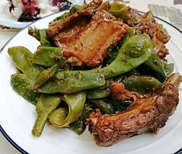 #中秋团圆食味#东北-排骨炖豆角的做法