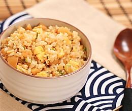 萝卜干蛋炒饭—迷迭香的做法