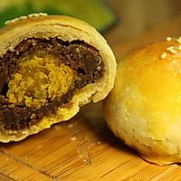 最经典~蛋黄酥,好吃到根本停不下来~#长帝烘焙节#的做法图解23