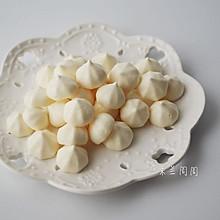 只用蛋清的美味烘焙 | 酸奶溶豆
