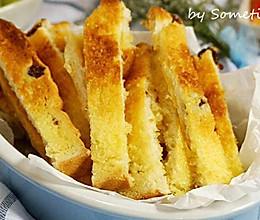 黄油炼奶吐司条#长帝烘焙节华北赛区#的做法