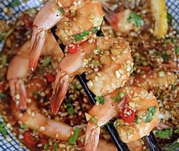 泰式酸辣虾的做法