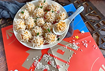 醇香大米鸡肉丸子的做法