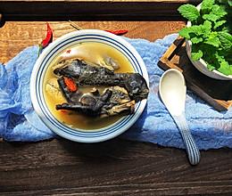 #做道懒人菜,轻松享假期#枸杞红枣乌鸡汤的做法