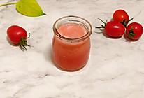 樱桃番茄汁的做法