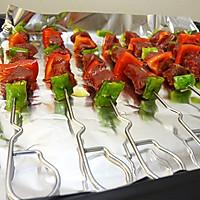 烤牛肉串#豆果魔兽季部落#的做法图解4