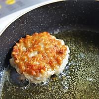 茄汁藕饼的做法图解5