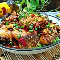 红烧鱼块#金龙鱼外婆乡小榨菜籽油 最强家乡菜#的做法图解8