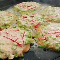 葱香椒椒燕麦饼的做法图解6