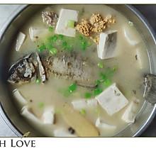 #夏日开胃餐#鲫鱼豆腐汤
