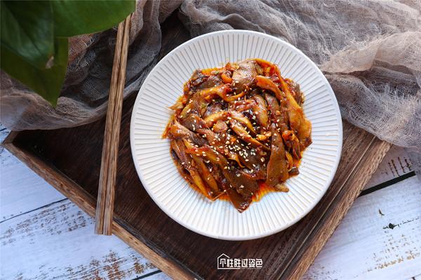 红烧平菇的做法