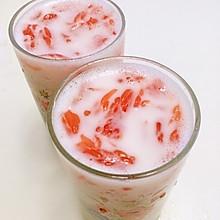 #维尼的私房小厨#西柚酸奶特饮
