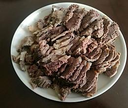 盐水牛肉的做法