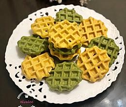 华夫饼(明火VS早餐机版)的做法