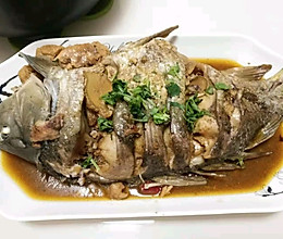 酱鲤鱼的做法