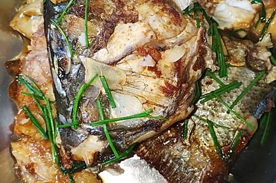 荔枝柴煎鱼